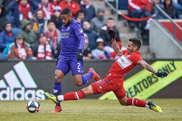 SOCCER: MAR 09 MLS - Orlando City SC at Chicago Fire