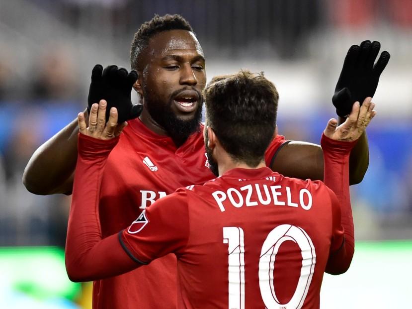 SOC MLS New York Toronto FC 20190329