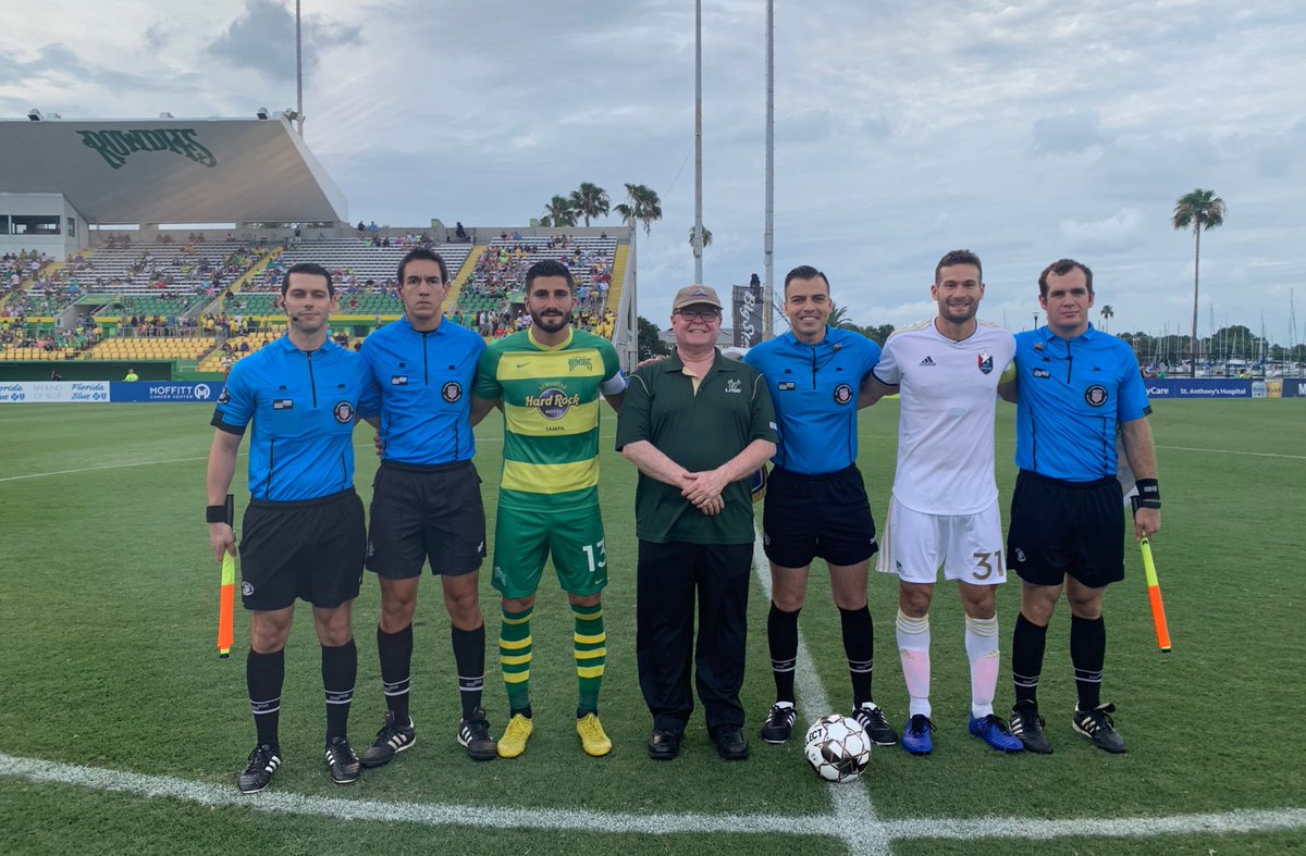 Tampa Bay Rowdies vs North Carolina FC 08062019