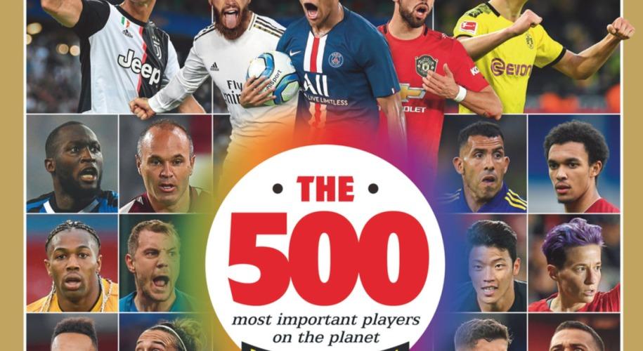 World Soccer 500 2020